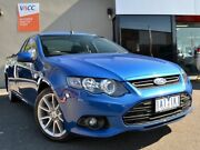 2013 Ford Falcon FG MkII XR6 Ute Super Cab EcoLPi Blue 6 Speed Sports Automatic Utility Fawkner Moreland Area Preview
