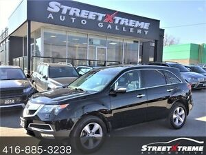 2013 Acura MDX Tech Pkg *ACCIDENT FREE, ALL WHEEL DRIVE w/ DVD**