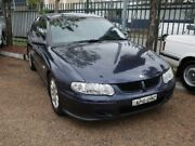 2001 Holden Commodore VX Acclaim Blue 4 Speed Automatic Sedan Colyton Penrith Area Preview
