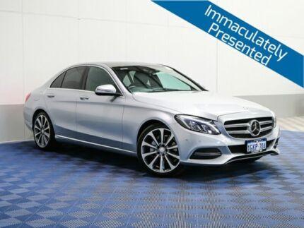 2014 Mercedes-Benz C250 205 Iridium Silver 7 Speed Automatic Sedan Morley Bayswater Area Preview