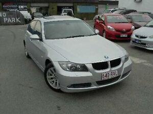 2007 BMW 320i E90 MY08 Steptronic Silver 6 Speed Sports Automatic Sedan Bundall Gold Coast City Preview