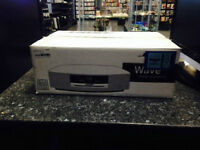 Bose Wave Music System III & Multi CD Changer