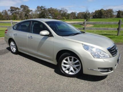 2009 Nissan Maxima J32 350 ST-S Pewter Grey Continuous Variable Sedan