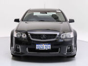 2012 Holden Commodore VE II MY12 SS-V Redline Edition Black 6 Speed Automatic Sedan Jandakot Cockburn Area Preview