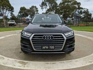 2015 Audi Q7 4M TDI Black Sports Automatic Melbourne Airport Hume Area Preview