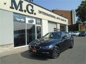 2012 BMW 3 Series 335i Luxury w/Leather/Navi/Roof