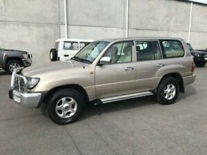 2003 Toyota Landcruiser HDJ100R GXL Gold Automatic Wagon Bells Creek Caloundra Area Preview