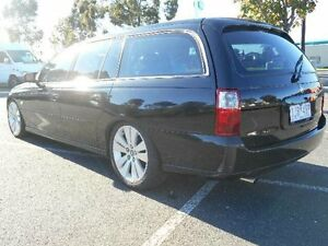 2005 Holden Commodore VZ Executive Black 4 Speed Automatic Wagon Maidstone Maribyrnong Area Preview