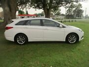 2015 Hyundai i40 VF2 Active Tourer White 6 Speed Sports Automatic Wagon Kempsey Kempsey Area Preview