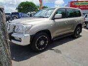 2008 Toyota Landcruiser UZJ200R VX Gold 5 Speed Sports Automatic Wagon Archerfield Brisbane South West Preview