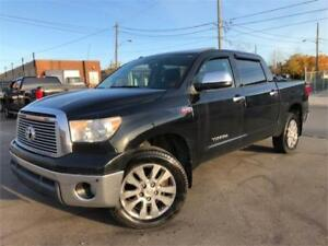 2012 Toyota Tundra PLATINUM 4X4 **LEATHER-ROOF-CAMERA**