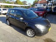 2005 Mazda 2 DY Maxx Dark Grey 5 Speed Manual Hatchback Sylvania Sutherland Area Preview
