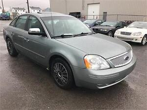 2005 Ford Five Hundred Limited, FINANCEMENT MAISON