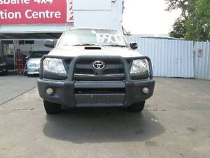 2006 Toyota Hilux KUN26R MY05 SR Xtra Cab Gold 5 Speed Manual Cab Chassis Coopers Plains Brisbane South West Preview