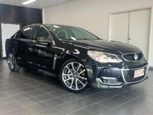 2016 Holden Commodore VF II MY16 SS V Black 6 Speed Sports Automatic Sedan Berrimah Darwin City Preview