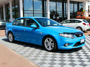 2009 Ford Falcon FG XR6 Blue 5 Speed Sports Automatic Sedan Alfred Cove Melville Area Preview