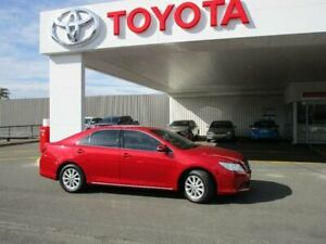 2015 Toyota Aurion GSV50R AT-X Wildfire 6 Speed Automatic Sedan Belmore Canterbury Area Preview