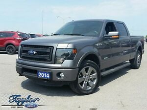 "2014 Ford F-150 FX4 Crew *Nav*Moonroof*20""Wheels*"