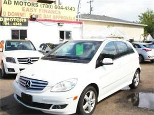 """ SALE THIS WEEK "" 2008 MERCEDES-BENZ B200 SUNROOF-100% FINANCE"