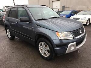 2007 Suzuki Grand Vitara 4X4 Luxury, FINANCEMENT MAISON