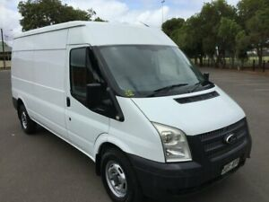 2013 Ford Transit VM MY12 Update High (LWB) 6 Speed Manual Van Clarence Gardens Mitcham Area Preview
