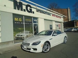 2016 BMW 6 Series 650i xDrive M SPORT EDITION CABRIOLET