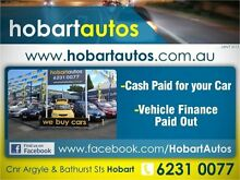 2009 Isuzu D-MAX TF SX (4x2) White 5 Speed Manual Hobart CBD Hobart City Preview