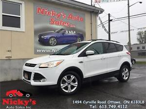 2014 Ford Escape SE -ECOBOOST 4WD -MICROSOFT SYNC -ALLOY WHEELS!