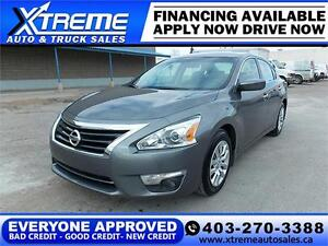 2015 Nissan Altima 2.5 S $119 BI-WEEKLY APPLY NOW DRIVE NOW
