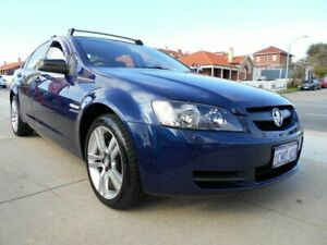 2006 Holden Commodore VE Omega Blue 4 Speed Automatic Sedan Fremantle Fremantle Area Preview