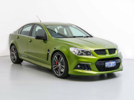 2015 Holden Special Vehicles Clubsport GEN F MY15 R8 Jungle Green 6 Speed Auto Active Sequential Jandakot Cockburn Area Preview