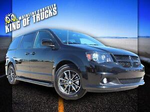 2017 Dodge Grand Caravan GT NAV  Heated Front Seats  DVD Player
