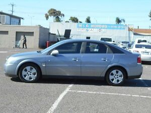 2004 Holden Vectra ZC MY04 CDX Blue 5 Speed Automatic Hatchback Maidstone Maribyrnong Area Preview