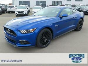 NEW 2017 Ford Mustang GT Premium Coupe 5.0l 4v TI-VCT v8