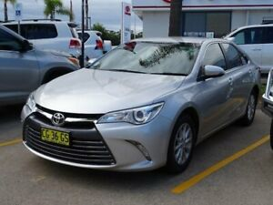 2015 Toyota Camry ASV50R Altise Silver 6 Speed Automatic Sedan Ulladulla Shoalhaven Area Preview