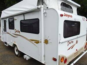 #1837 Jayco 17' P/T SHW/Toilet R/out walls A/C 12 rego Penrith Penrith Area Preview