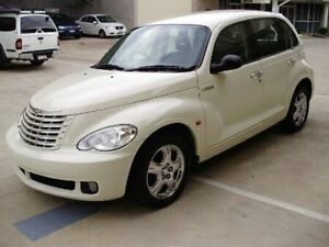 2005 Chrysler PT Cruiser PG MY2006 Classic Sweet Cream Manual Wagon Kippa-ring Redcliffe Area Preview