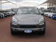 2011 Porsche Cayenne Series 2 MY12 Diesel Grey 8 Speed Automatic Tiptronic Wagon Jandakot Cockburn Area Preview