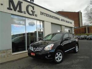 2013 Nissan Rogue Special Edition w/Bluetooth/Rear Sensors/Roof