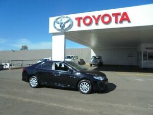 2014 Toyota Camry ASV50R Altise Dynamic Black 6 Speed Automatic Sedan Belmore Canterbury Area Preview
