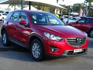 2017 Mazda CX-5 MY17 Maxx Sport (4x2) Red 6 Speed Automatic Wagon South Nowra Nowra-Bomaderry Preview