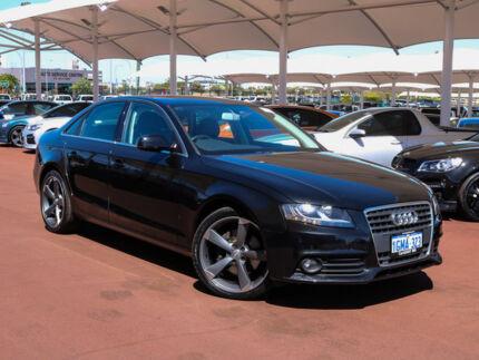 2011 Audi A4 B8 (8K) MY11 2.7 TDI Black CVT Multitronic Sedan