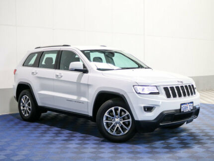 Jeep for sale in australia gumtree cars 2015 jeep grand cherokee wk my15 laredo 4x4 white 8 speed automatic wagon fandeluxe Images
