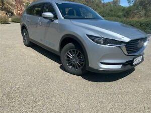 2019 Mazda CX-8 CX8BAW5CDS Sonic Silver Automatic Wagon Clare Clare Area Preview