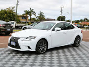 2015 Lexus IS350 GSE31R F Sport White 8 Speed Sports Automatic Sedan Alfred Cove Melville Area Preview