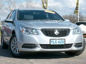 2013 Holden Commodore VF MY14 Evoke Sportwagon Silver 6 Speed Sports Automatic Wagon Pearce Woden Valley Preview