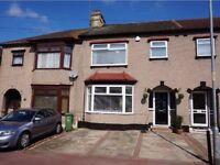 DAGENHAM, RM10, BRIGHT 5 BEDROOM TERRACED HOUSE