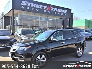 2013 Acura MDX Tech Pkg|7 PASSENGER|NAVI|ACCIDENT FREE|SUNROOF