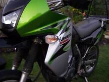 MY 2008 KLR650 Custom SUPER MOTARD Style LOW KMS Kunda Park Maroochydore Area Preview