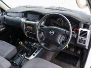 2011 Nissan Patrol GU VII ST (4x4) White 5 Speed Manual Wagon Jandakot Cockburn Area Preview